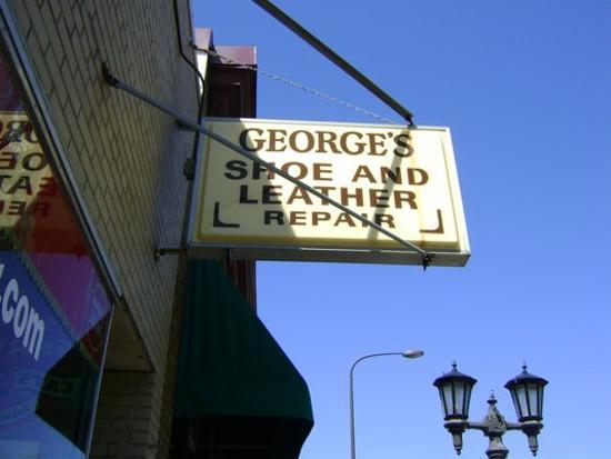Georges Shoe Skate Repair