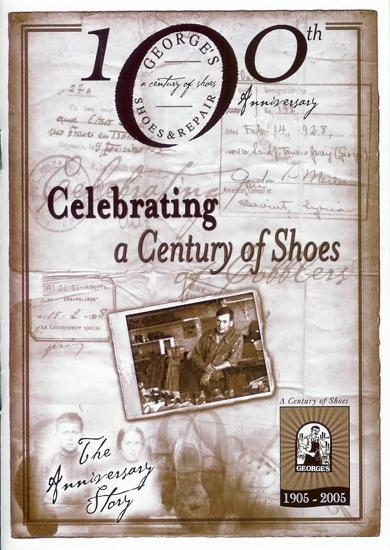 Georges Shoe Repair Mn