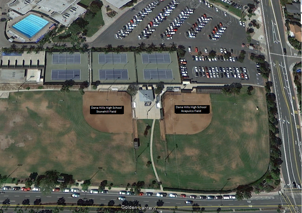 DHHS: Dana Hills High School Fields