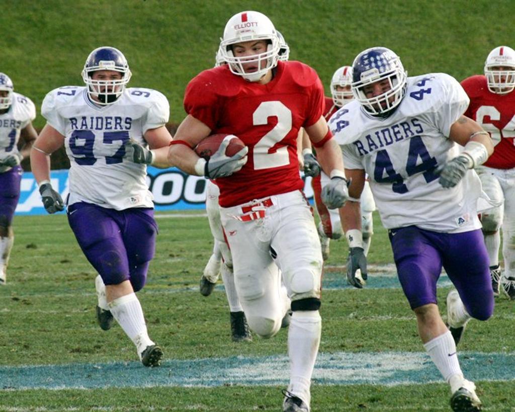 Blake Elliott For 2016 College Football Hall Of Fame