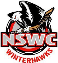 North Shore Winter Club Winterhawks Logo