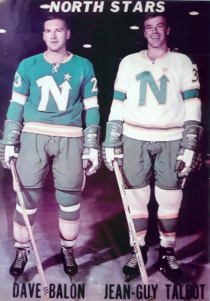North Stars 1st EVER game program scanned from Walter Bush Jr. Archives.  (Roster handwritten edits from Walter Bush) 202f4f41f7a