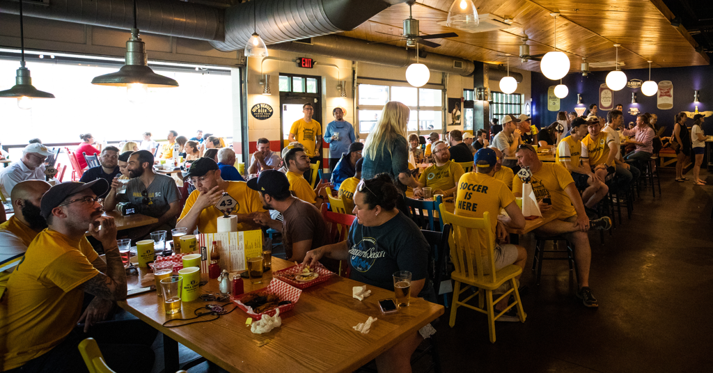 Nashville SC Watch Party