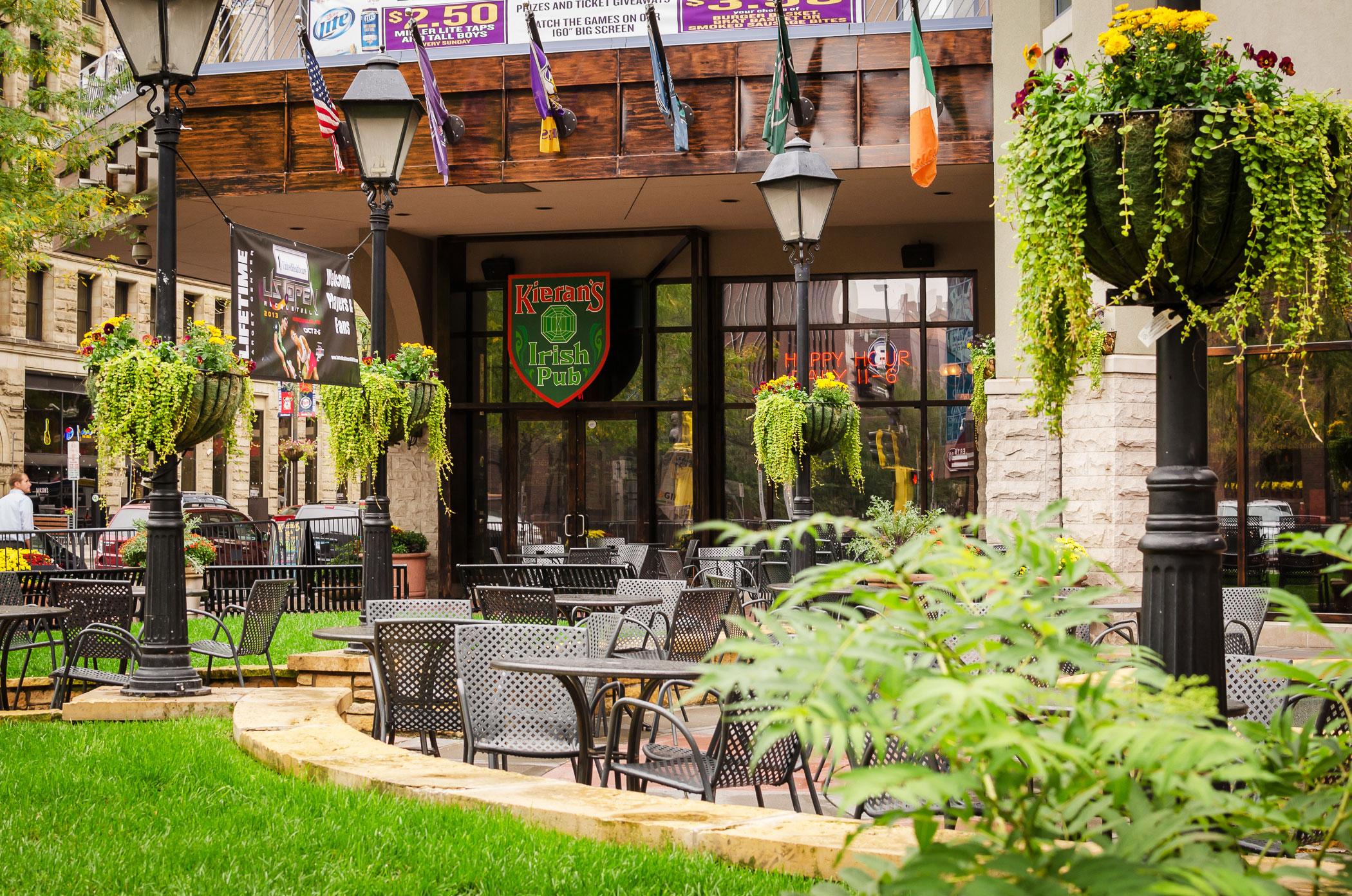 Kieran's Irish Pub Minneapolis
