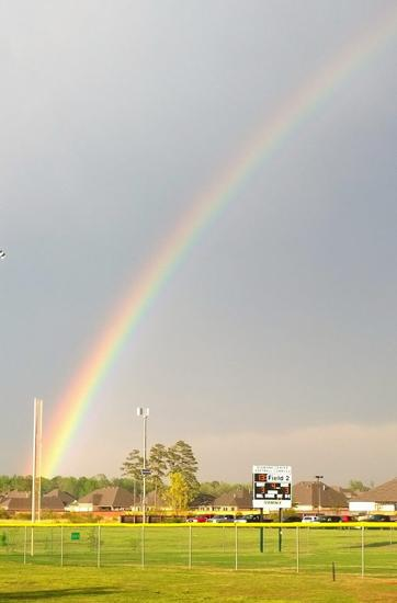 The pot of gold is at the Maumelle Diamond Softball Complex