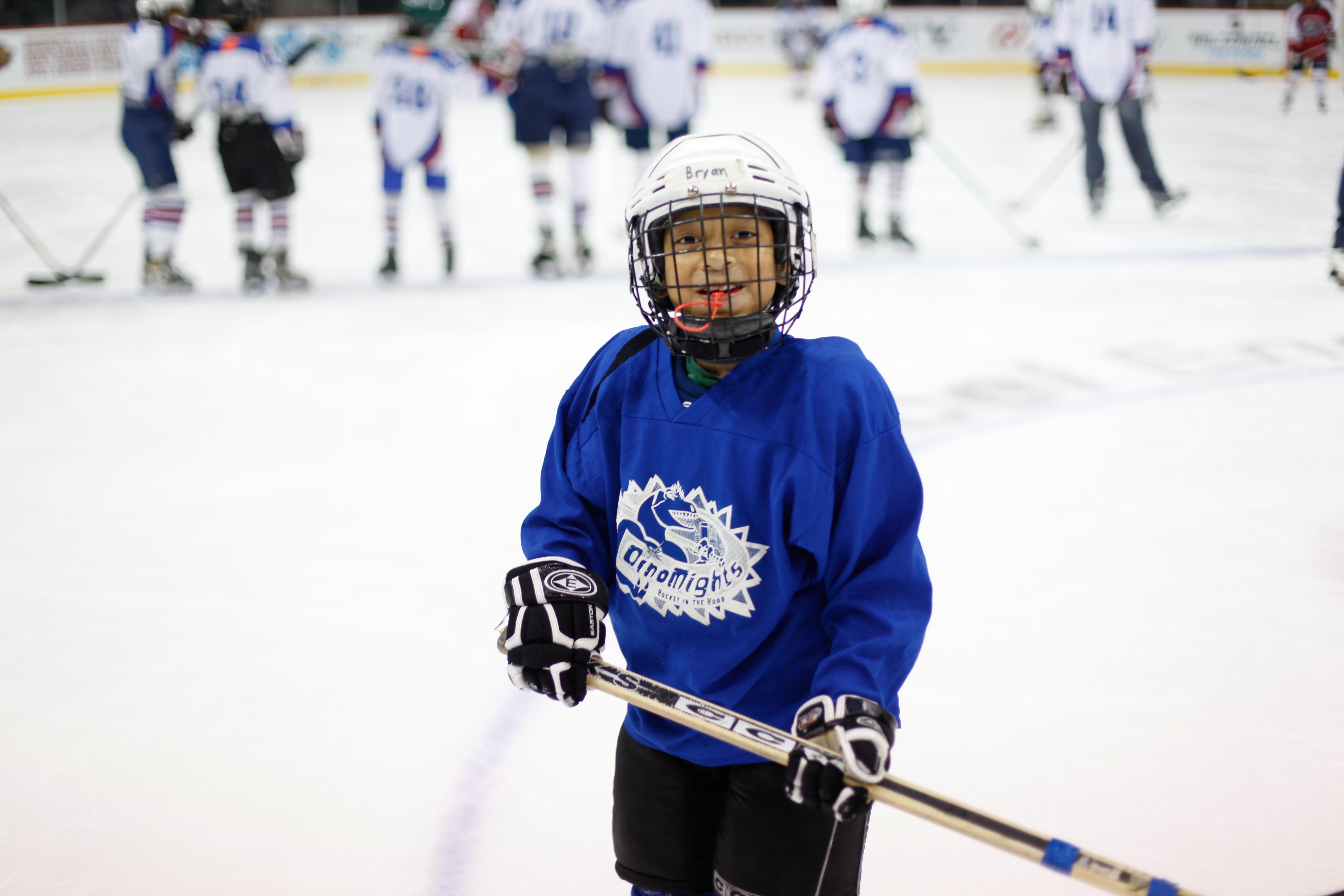 Kids Hockey | Kids Matttroy