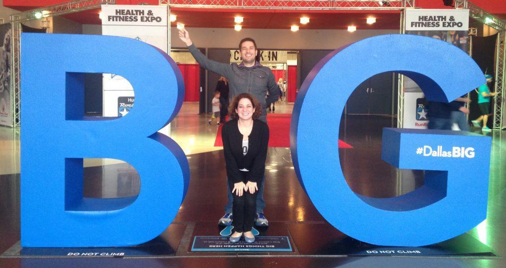 Dallas BIG sign