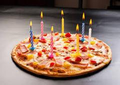 Happy Birthday and Congratulations to Bruce Steinkopf! Bruce is this week's winner of a free birthday pizza from The Arrow and Larry's Family Pizza!!