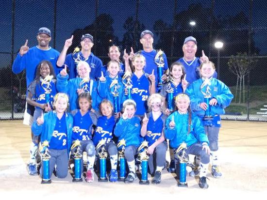 8U Gold - Taking the GOLD at Camarillo!
