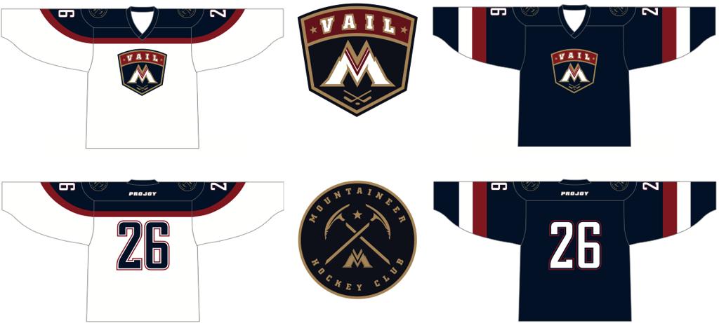 New Mountaineer Logo & Uniforms