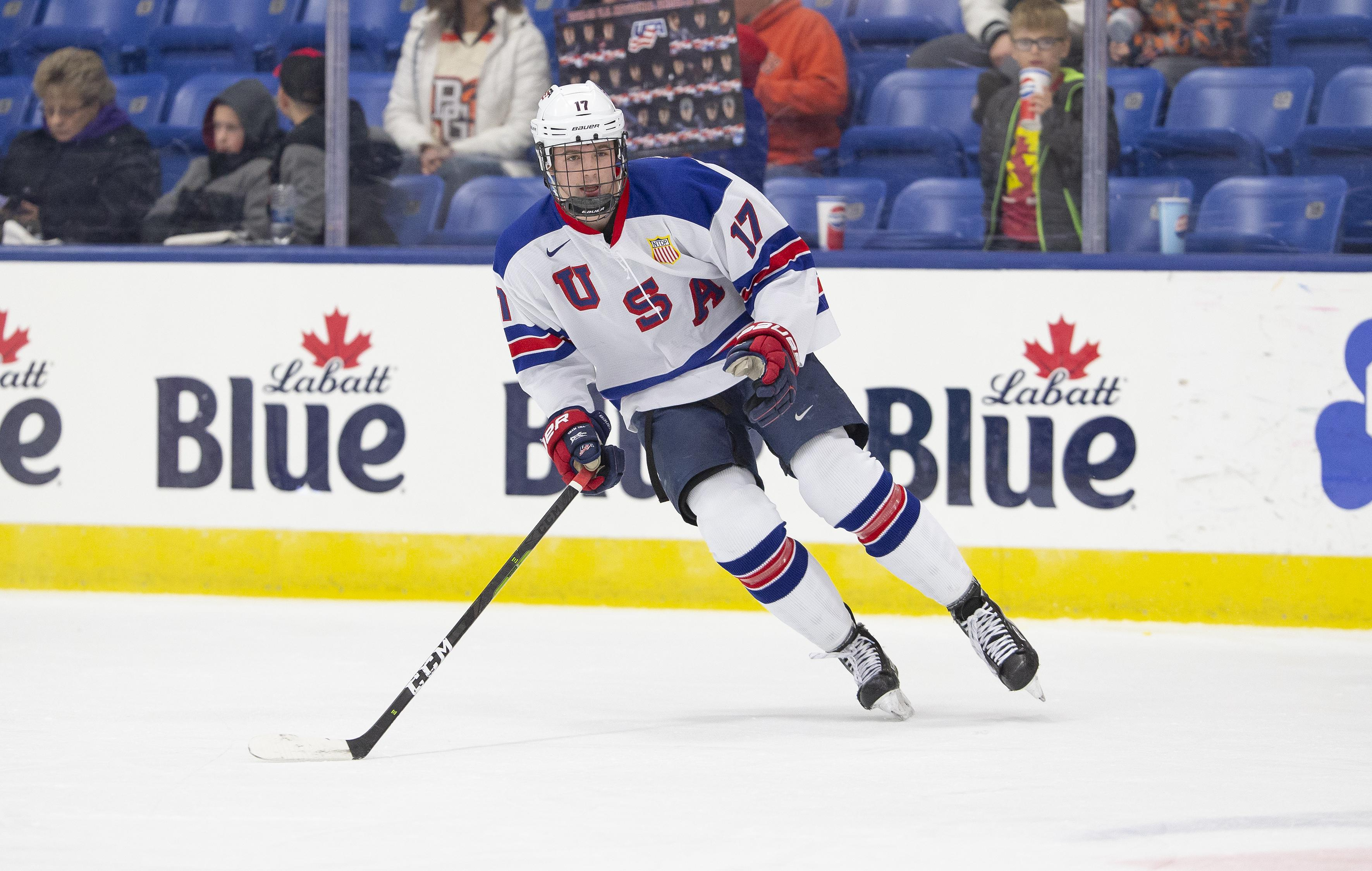 USA Hockey National Team Development Program Notebook