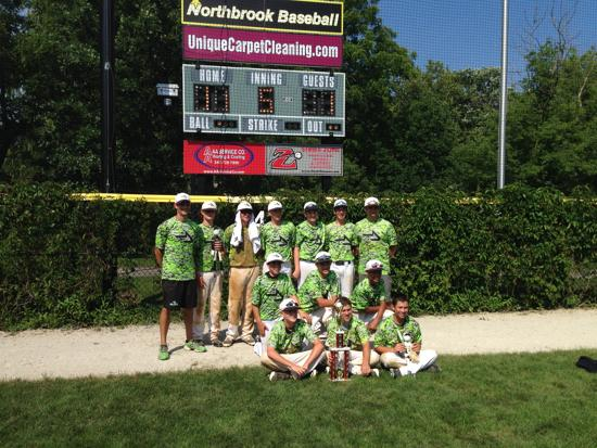 Northbrook 4th of July Tournament Champions (13u)