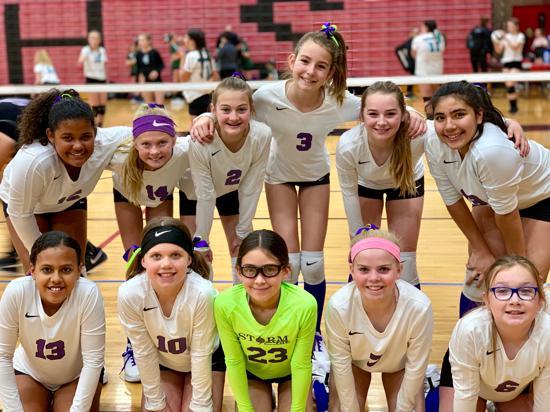 Arizona Storm Elite Volleyball Club