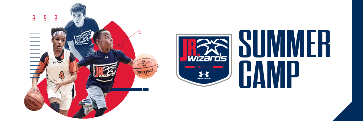 jr. wizards summer basketball camp dc virginia maryland