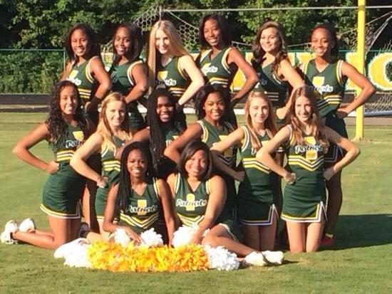 congratulations to the 2014 2015 jv cheerleaders