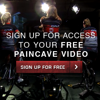 Paincave Indoor Cycling Training Free Trial Sign Up