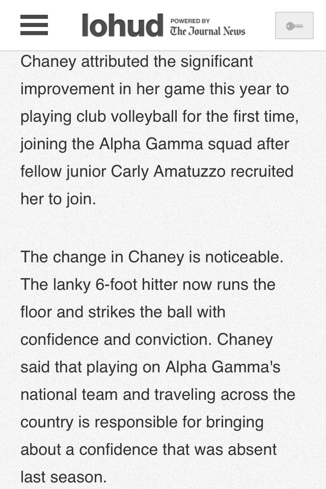 Alpha Gamma News