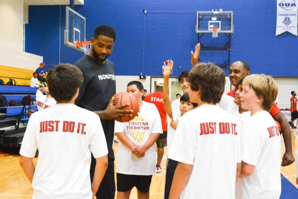 NBA Player Camp