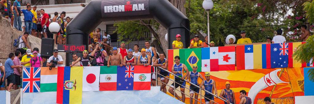 IRONMAN 70.3 Ecuador - The calm before the storm.