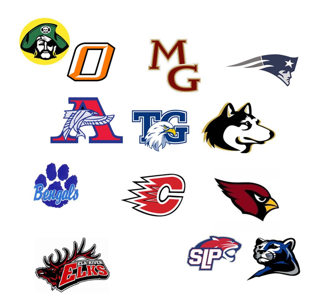 Northwest Suburan Conference logos