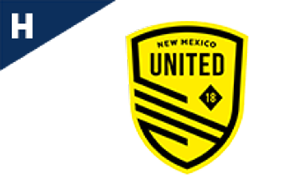 Colorado Springs Switchbacks Vs. New Mexico United Game 2