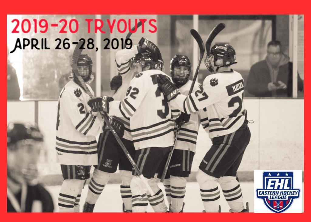 2019-2020 EHL Tryouts at Plymouth State University