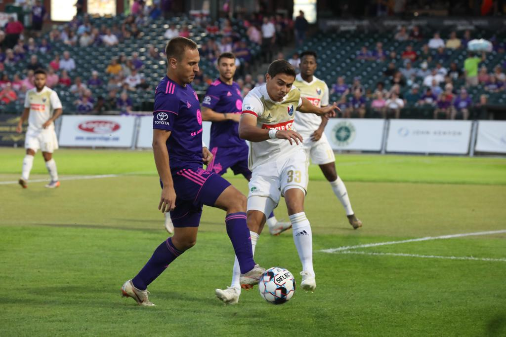 North Carolina FC Drops Heartbreaker to Louisville City FC