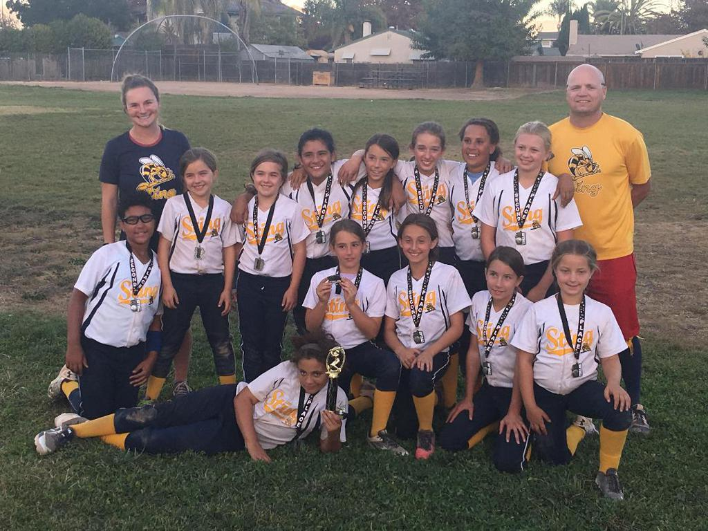Hornets Battle to Take Second at Keilani Ricketts Tournament