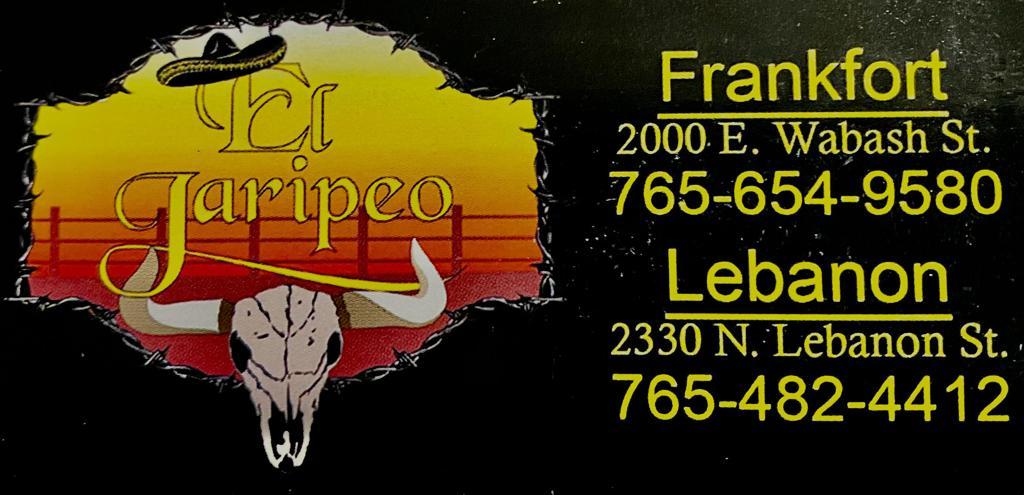 White Sponsor El Jaripeo #5