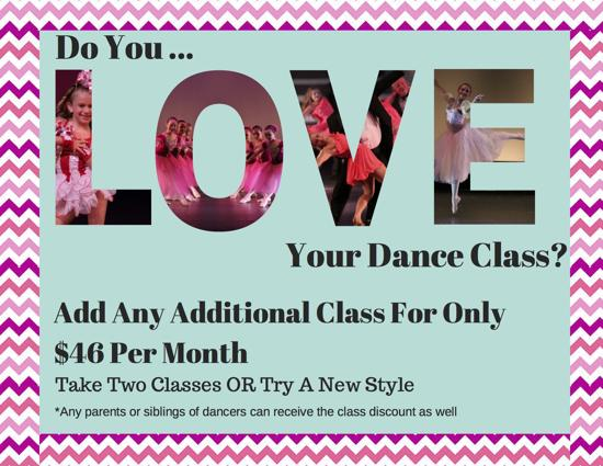 Do you LOVE your dance class?