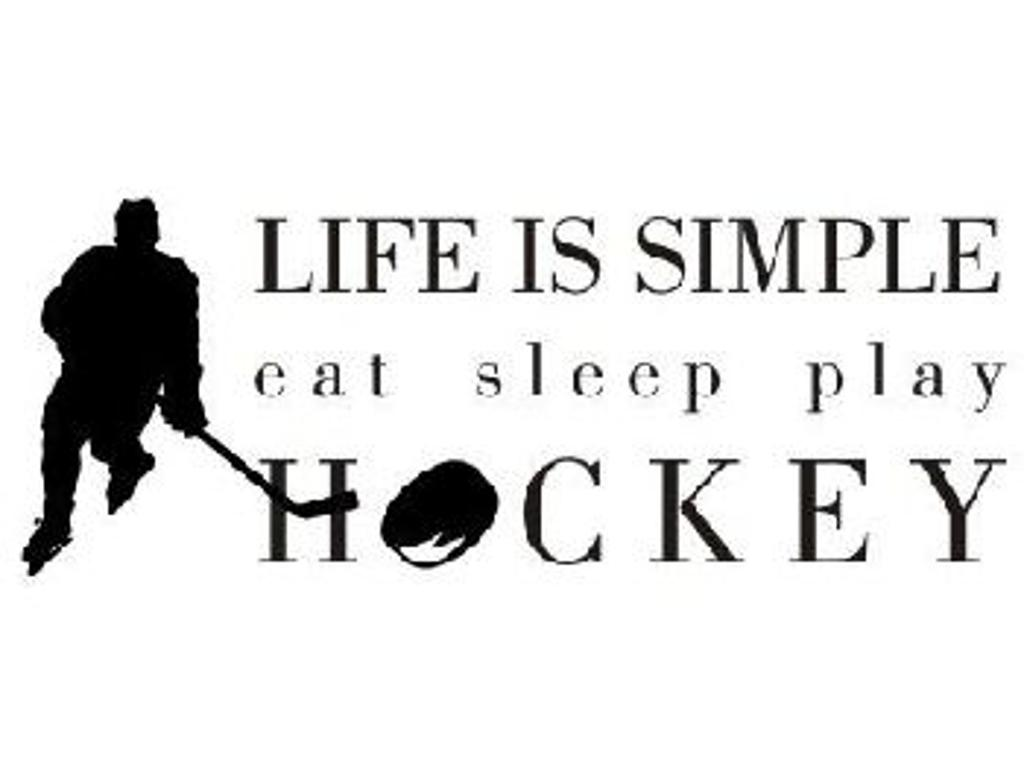 Famous Hockey Quotes Mites