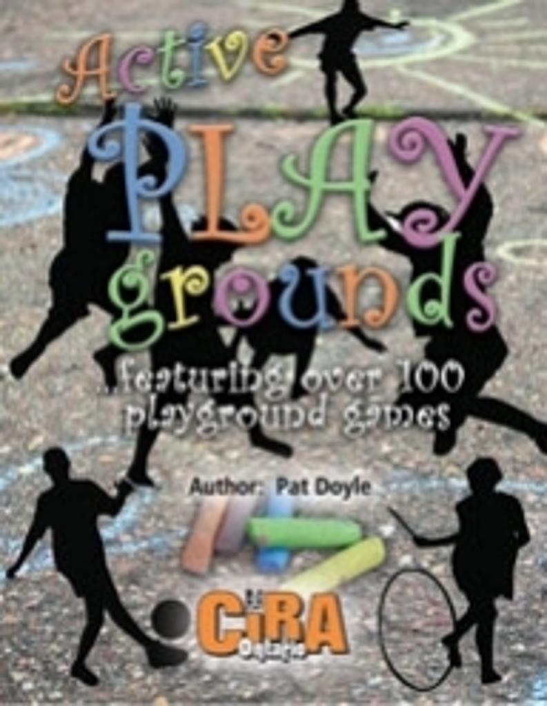 Active Playgrounds- 100 playground games