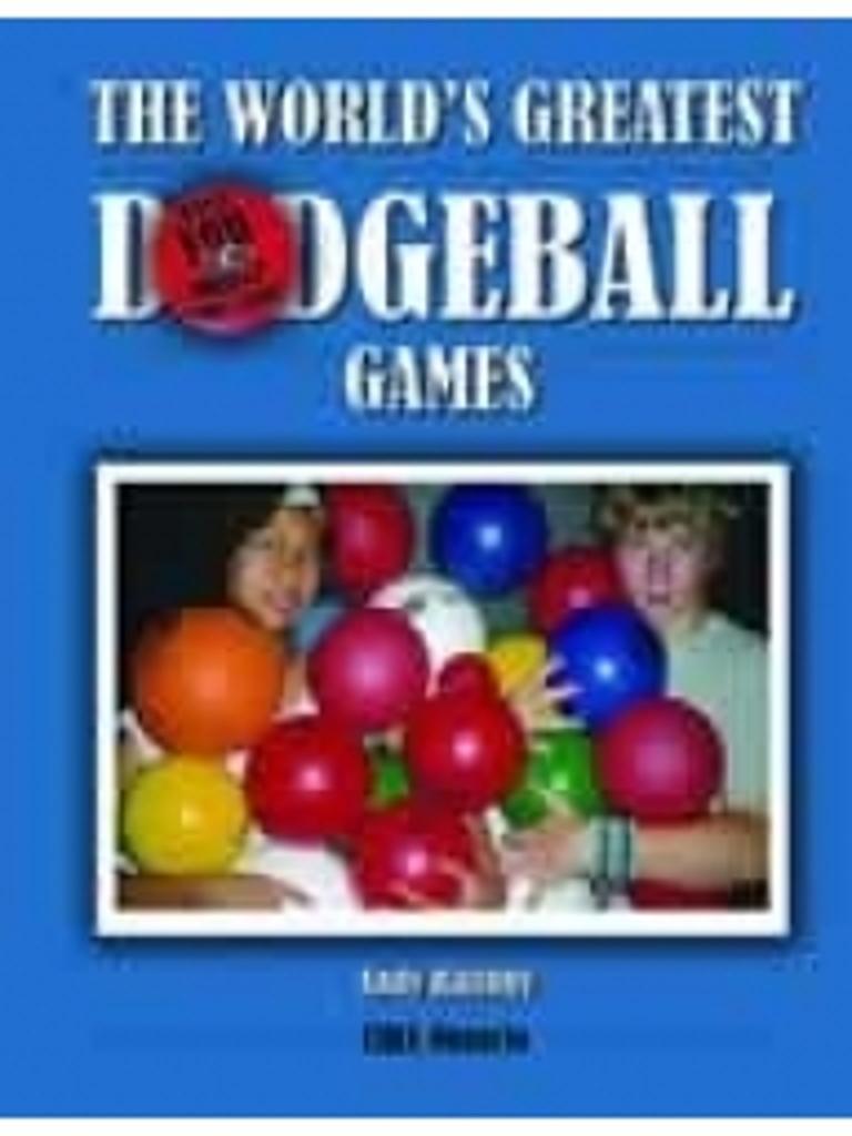 World's Greatest Dodgeball Games