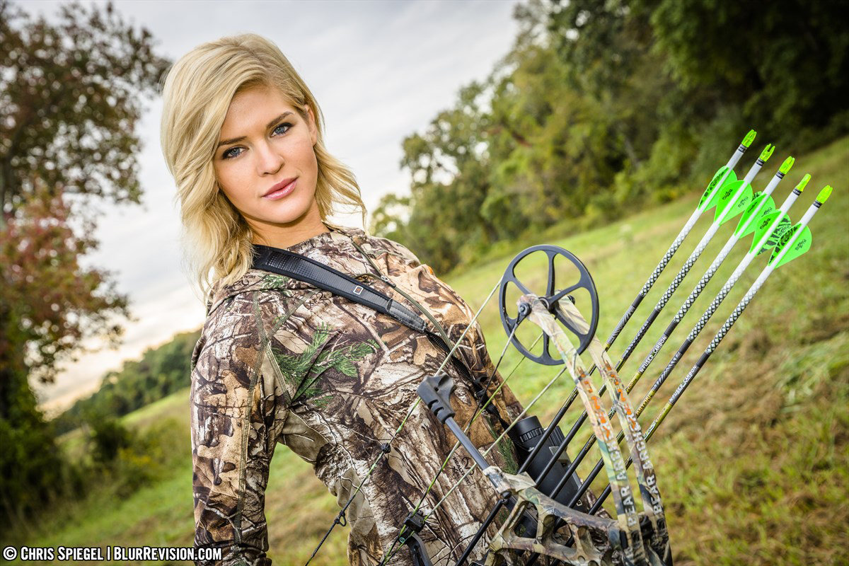 Women can now have hunting clothing marketed directly to them