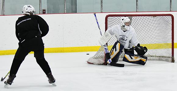 Advanced Goaltending Hockey Summer Camp