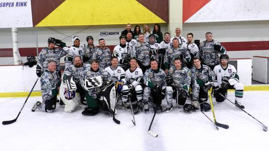 Minnesota Warriors Ice Hockey