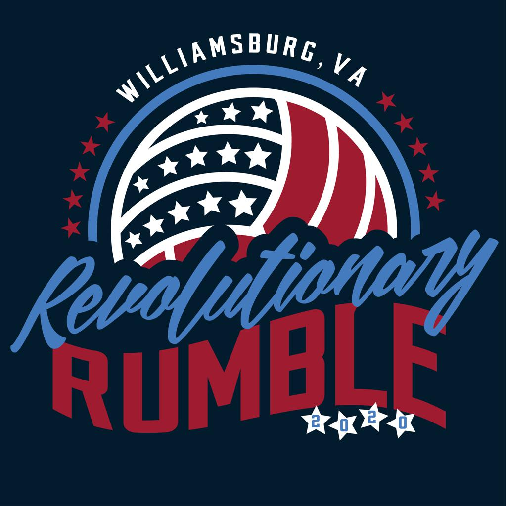 Revolutionary Rumble 2020 Logo Contest Winner