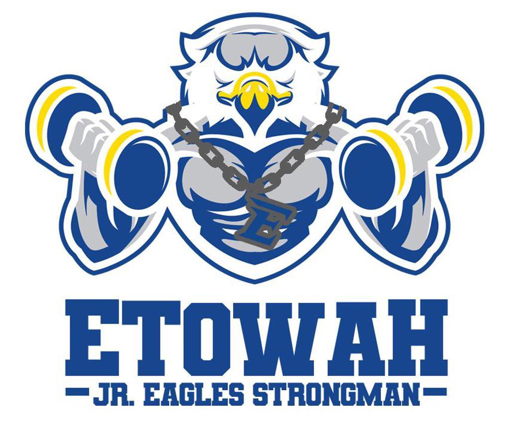 Etowah Strongman Logo