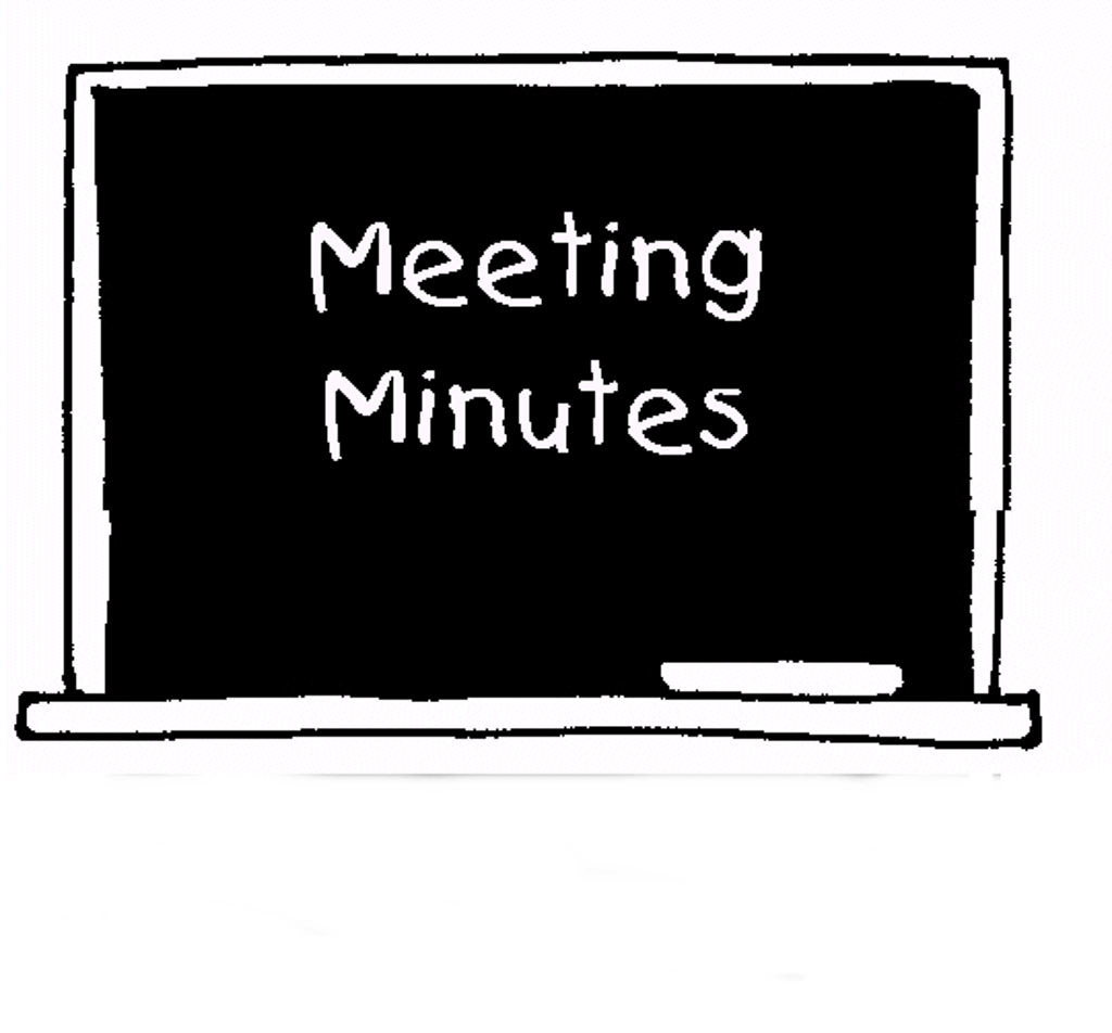 Monthly Meeting Minutes – Meeting Minutes