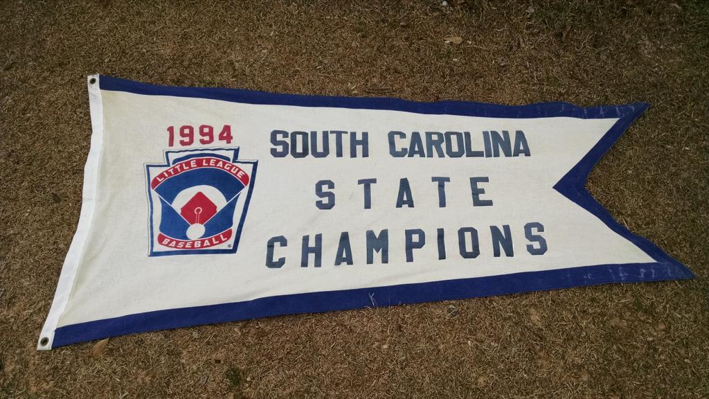 1994 South Carolina State Champions