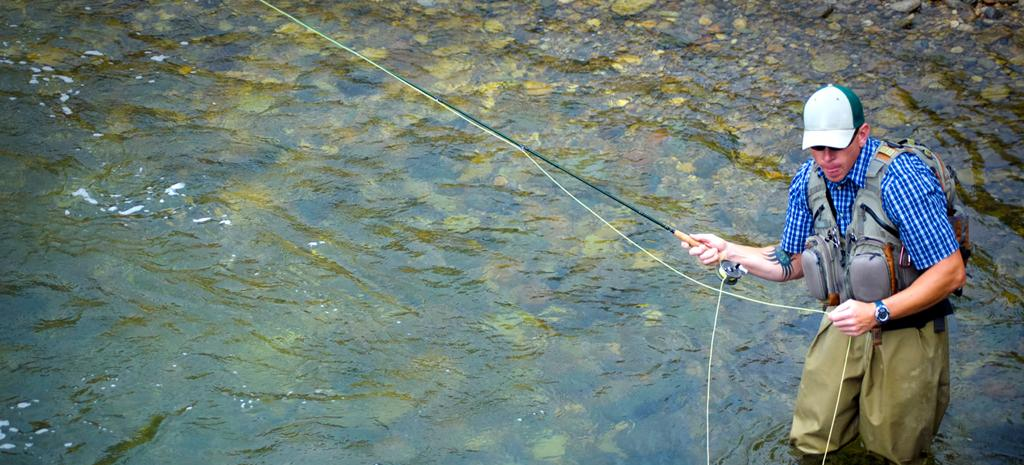 Tom helgeson 39 s great waters fly fishing expo for Fly fishing shows