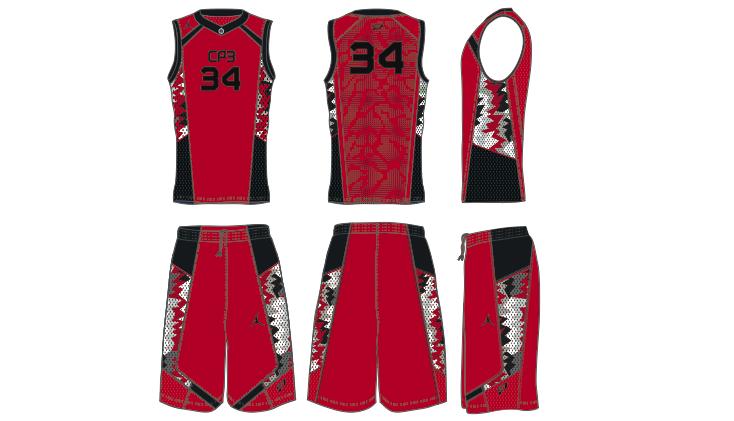 bfce304a7760 Team CP3 Unveils New Uniforms