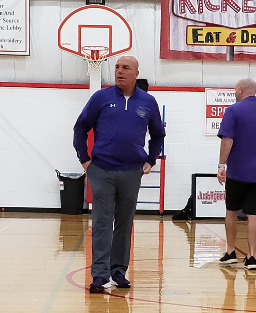 Ritchie A. Davis - 2019 WBCA Fall Clinic