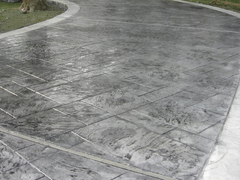 Cement And Concrete Driveways by Brock's Landscape - 905.822.3131