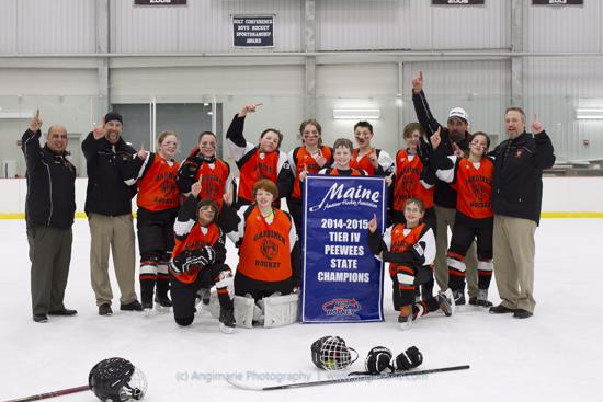 PeeWee State Champions!