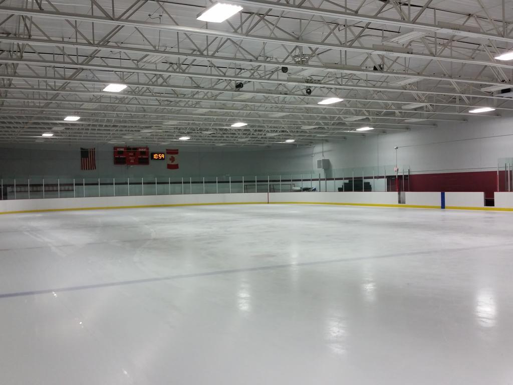 parade ice arena