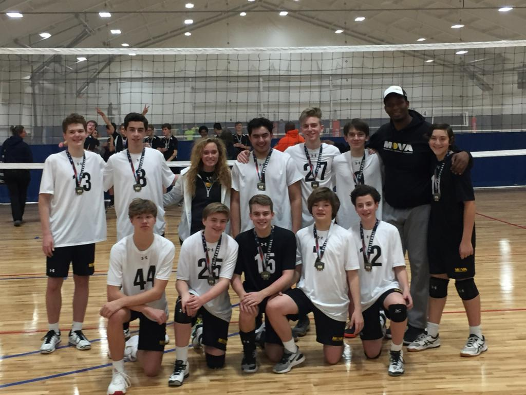 16 GREY DOMINATES THEIR SECOND TOURNY OF THE SEASON