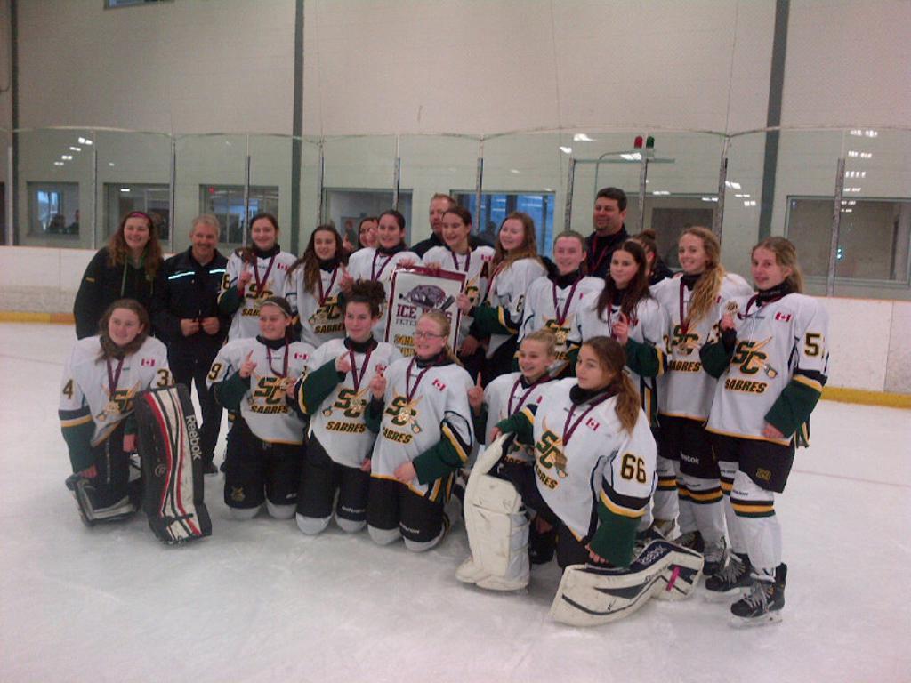 Peterborough Gold Medal Winners!!!!!