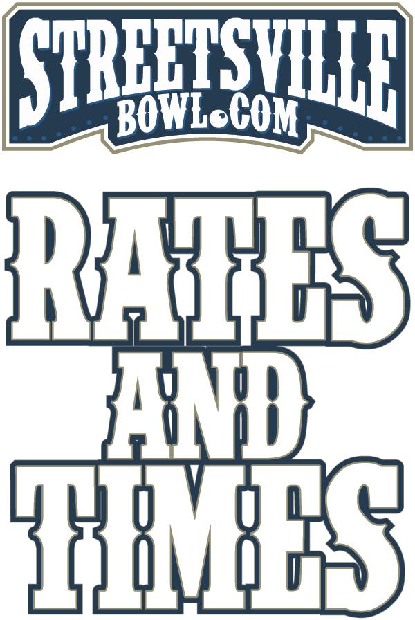 Rates and Times At Streetsville Bowl - Bowling In Streetsville with Streetsville Bowl - Kevin Jackal Johnston