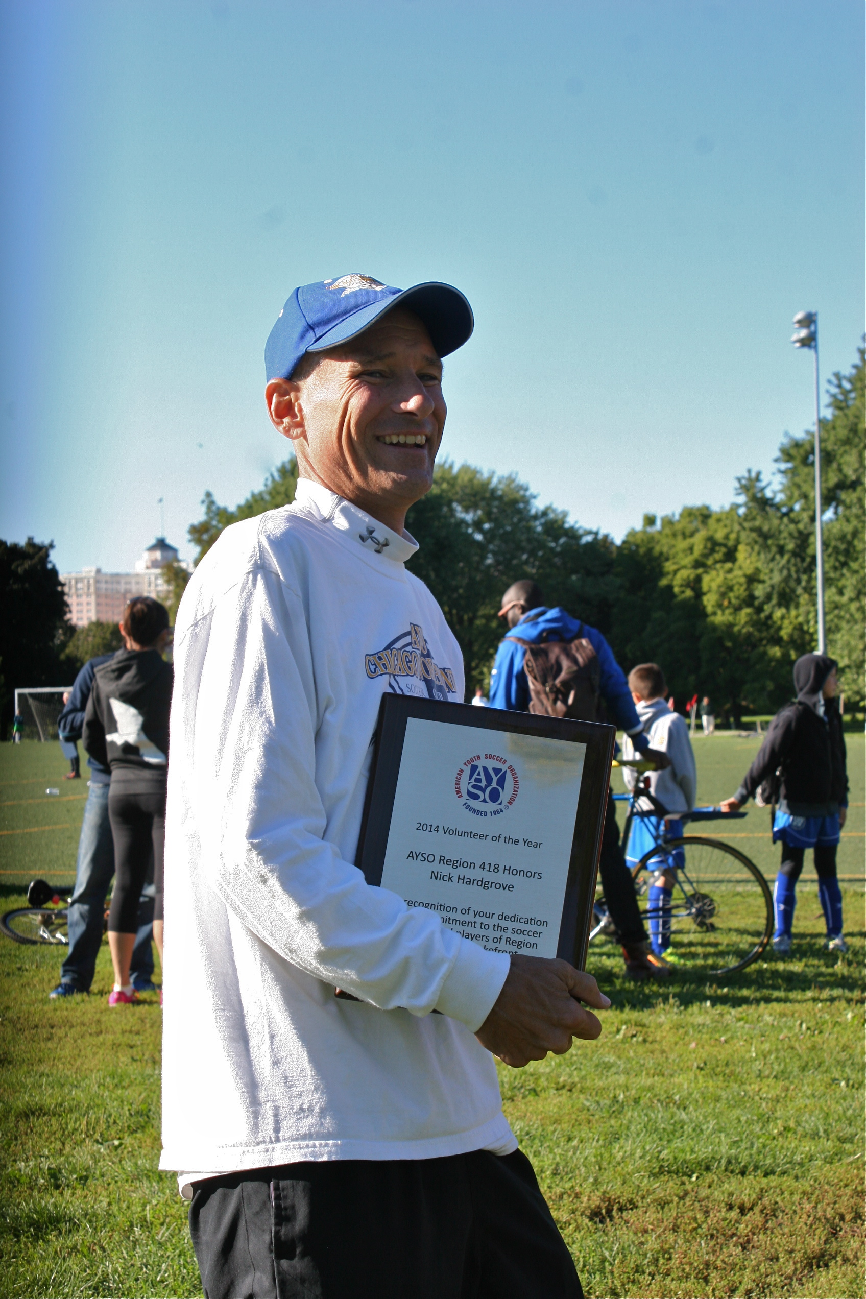 Coach Nick Hardgrove